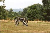 Cannon At Fredericksburg