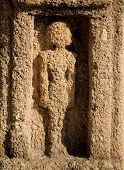 Phoenician Stone Carving