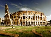 foto of field_stone  - Colosseum in Rome - JPG