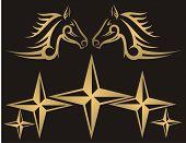 Horses And Stars