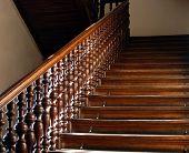 Antecedentes de las escaleras de madera