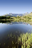 Amphitheater found in the Northern Drakensberg, South Africa (see more drakesberg pictures in portfo