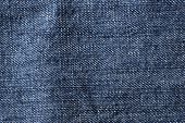 Highly detailed jeans texture