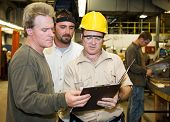 Factory Workers Internal Audit
