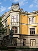 Classic 19Th Century Architecture In Oslo