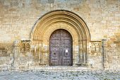 Sant Creus Entrance Door