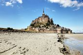 Le Mont Saint-Michel, Normandy, France
