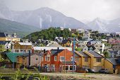 stock photo of tierra  - USHUAIA - JPG
