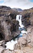 Small Waterfall, Iceland