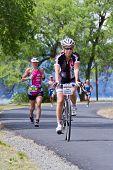 Coeur D' Alene Ironman Running Event