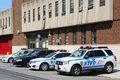 NYPD 60. Revier in Brooklyn, New York