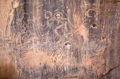 Petroglyphs In South Dakota