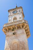 Clocktower. Ceglie Messapica. Puglia. Italy.