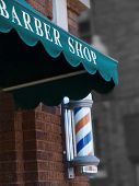 Barber Shop Sign