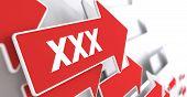 XXX Concept on Red Arrow.
