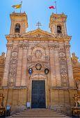 St George Basilica Facade