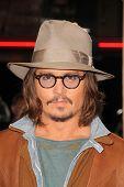 Johnny Depp at the