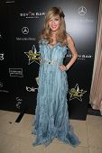 Jasmine Dustin  at the Hollywood Domino Gala, Sunset Tower Hotel, West Hollywood, CA. 02-24-11