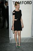 Elizabeth Banks  at the Tom Ford Beverly Hills Store Opening, Tom Ford, Beverly Hills, CA. 02-24-11