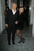 Alan Hamel and Suzanne Somers  at the Tom Ford Beverly Hills Store Opening, Tom Ford, Beverly Hills, CA. 02-24-11
