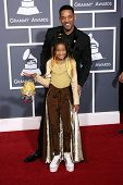 Will Smilth, Willow Smith at the 53rd Annual Grammy Awards, Staples Center, Los Angeles, CA. 02-13-11