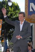 Colin Firth  at the indiction ceremony for Colin Firth into the Hollywood Walk of Fame, Hollywood, C