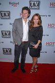 Jamie Kennedy, Jennifer Love Hewitt at the