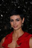 Morena Baccarin  at a party by Audi and J. Mendel to Celebrate the 2011 Golden Globe Awards, Cecconi's, Los Angeles, CA. 01-09-11