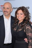 Tom Vitale and Valerie Bertinelli at the