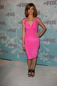 Jayma Mays  at the 2011 FOX Winter All-Star Party, Villa Sorriso, Pasadena, CA. 01-11-11