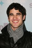 Darren Criss  at the 2011 FOX Winter All-Star Party, Villa Sorriso, Pasadena, CA. 01-11-11
