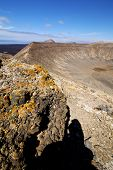 Timanfaya  In Los Volcanes Volcanic