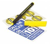 Ultraviolet Security Marker Pen