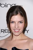 Anna Kendrick  at the 2011 Art Of Elysium