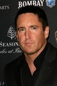 Trent Reznor  at the BAFTA Los Angeles' 17th Annual Awards Season Tea Party, Four Seasons Hotel, Beverly Hills, CA. 01-15-11