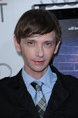 DJ Qualls  at the