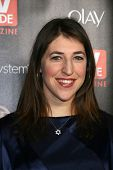Mayim Bialik at TV Guide Magazine's