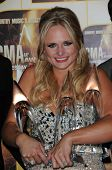 Miranda Lambert at the 44th Annual CMA Awards, Bridgestone Arena, Nashville, TN.  11-10-10