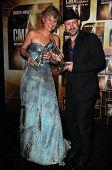 Sugarland at the 44th Annual CMA Awards, Bridgestone Arena, Nashville, TN.  11-10-10