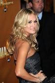 Carrie Underwood at the 44th Annual CMA Awards, Bridgestone Arena, Nashville, TN.  11-10-10