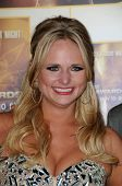 Miranda Lambert at the 44th Annual CMA Awards, Bridgestone Arena, Nashville, TN.  11-10-10