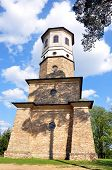 stock photo of babylon  - old lookout tower Babylon - JPG