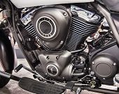 2014 Kawasaki Vulcan Nomad, Michigan Motorcycle Show