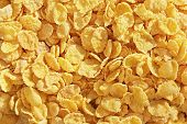 Honey Cornflakes For Tasty Breakfast