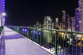 Brisbane City view from Story Bridge