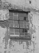 Back Alley Window 2