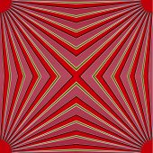 Symmetrical Geometric Patterns Of Straight Lines