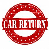 Car Return
