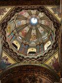 Dome Of Candelaria Church In Rio De Janeiro