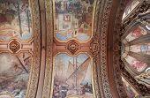 Interior Of Candelaria Church